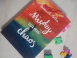 Książka między ami chaos