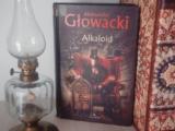 książka alkaloid